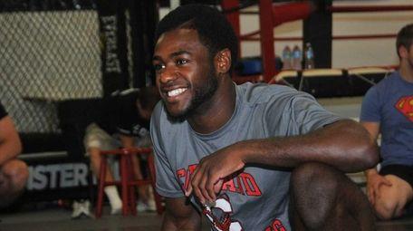 Professional UFC and mixed martial arts fighter Aljamain