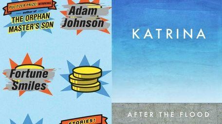 New August releases by Adam Johnson, Gary Rivlin