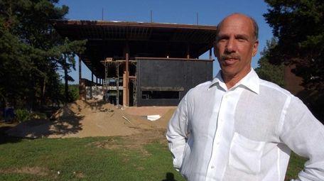 Robert F.X. Sillerman, a Southampton entertainment executive, is