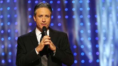 Jon Stewart, who retired from