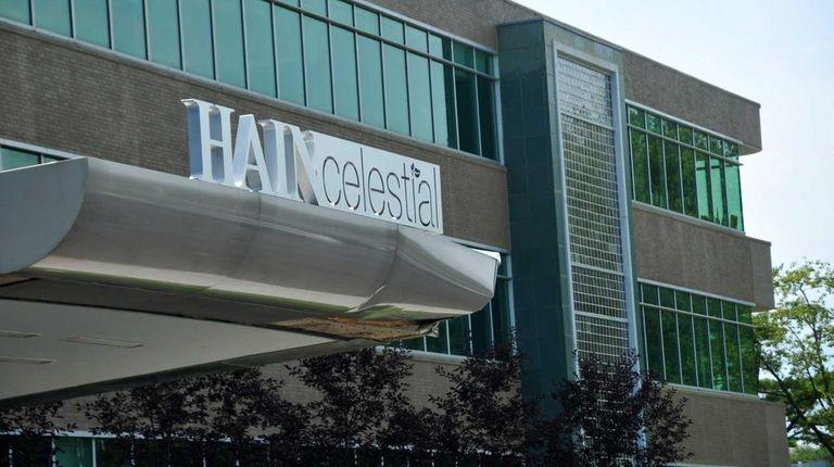 Lake Success-based Hain Celestial Group Inc. Tuesday, Aug.