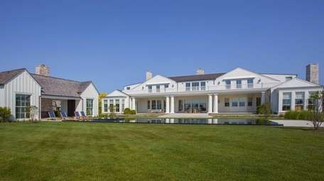 Mecox Farm in Water Mill, reduced recently from
