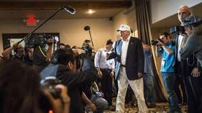 Republican Presidential candidate and business mogul Donald Trump