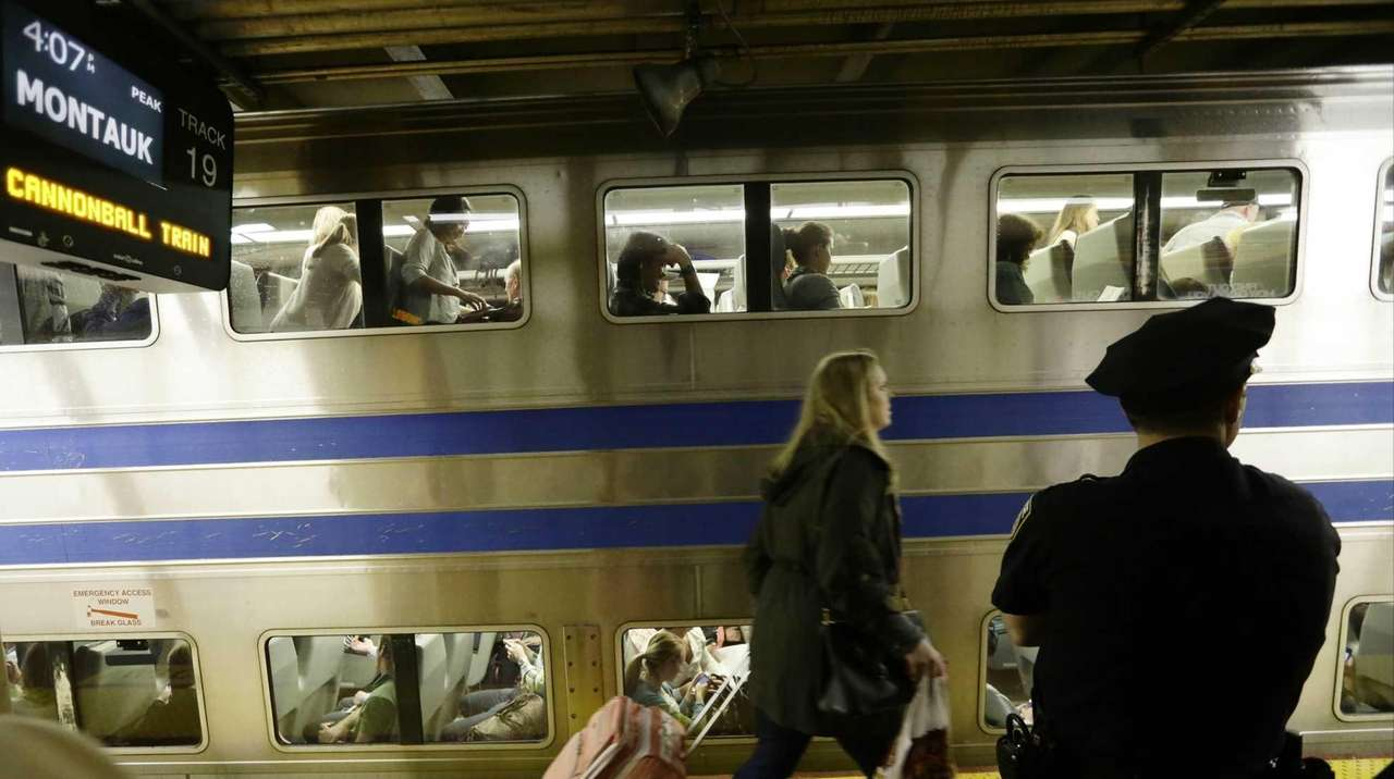 Lirr Cannonball Illustrates Need For Better Rail Am New York