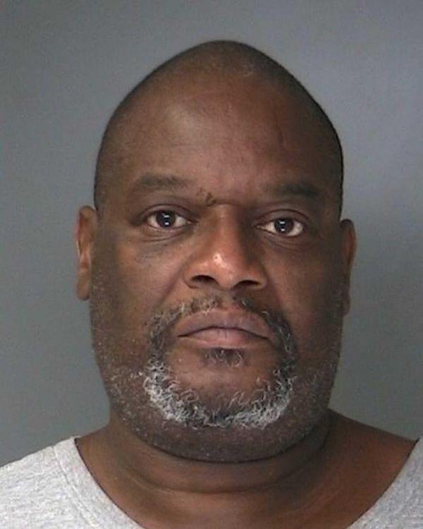 Darryl Hatcher, 49, of Bellport, was arrested on