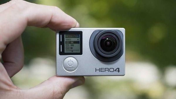 Cnet has picked GoPro Hero4 Black as one