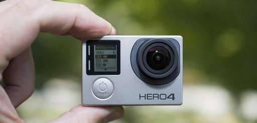 Cnet has picked GoPro Hero4 Black as one