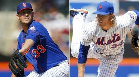 The Mets may limit September innings for Matt