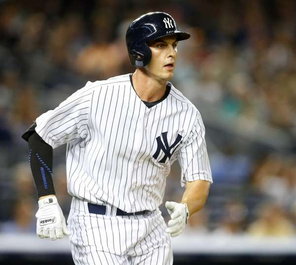 Greg Bird #31 of the New York Yankees