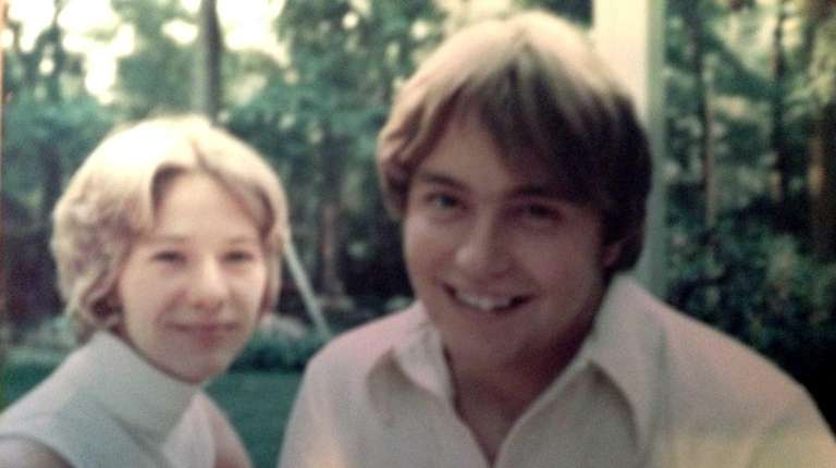 Debbie Germer and Bill Donahue, who met while
