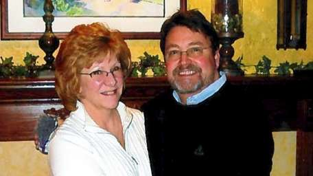 Debbie and Bill Donahue of Northport recently celebrated