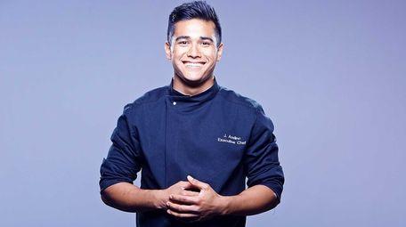 Jordan Andino, executive chef at Harlow East in