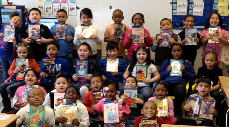 Long Island pediatric offices are collecting books for