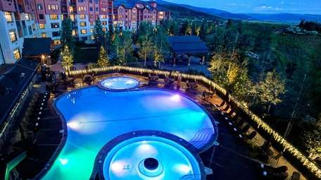 The Steamboat Grand in Steamboat Springs, Colo., offers