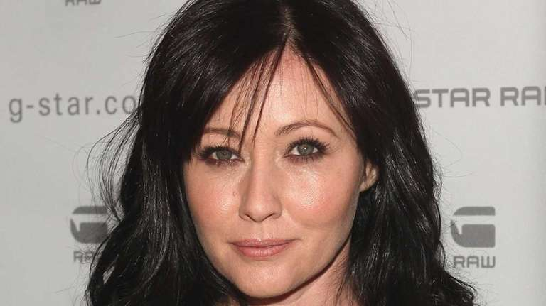 Shannen Doherty attends the G-Star Raw Fall/Winter 2010
