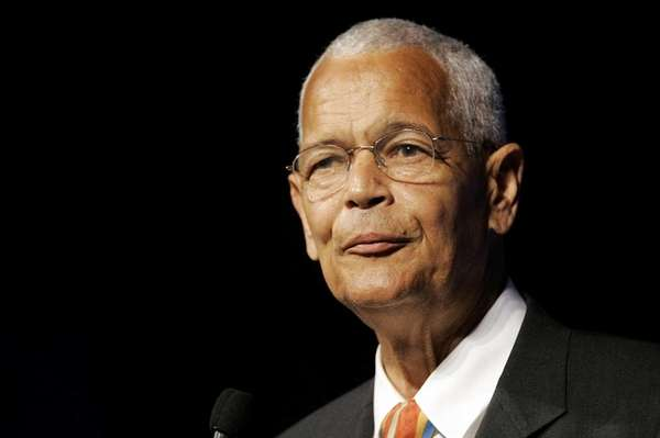 Julian Bond, a civil rights activist and longtime