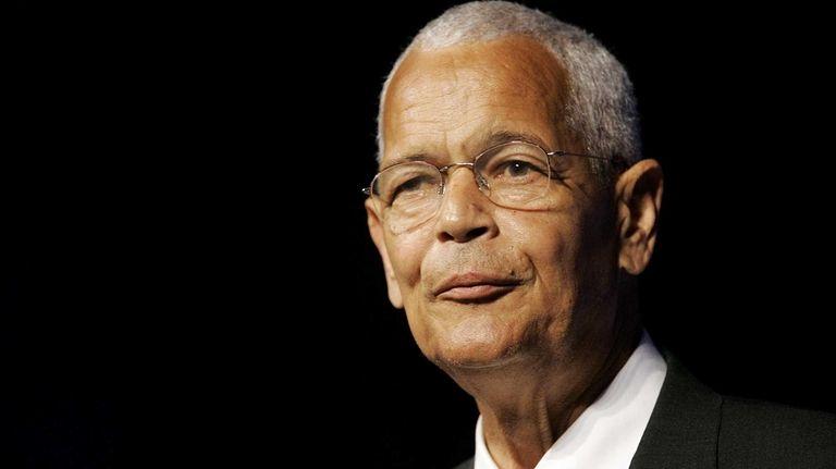 Julian Bond, a civil rights activist and longtime
