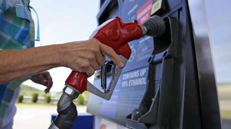 The price of gas is expected to fall