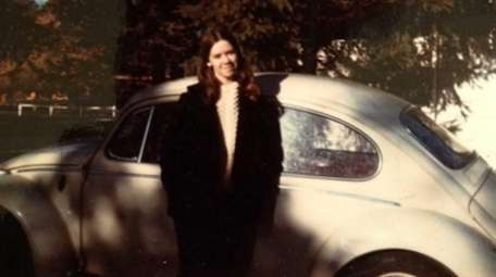Lorraine Colombo-Booras took the Volkswagen she shared with