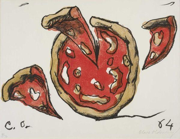 Claes Oldenburg's