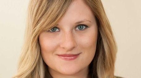 Amber Kuchler of West Islip has been named