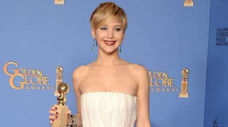 Forbes has ranked Jennifer Lawrence, of