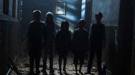 The creepy kids of