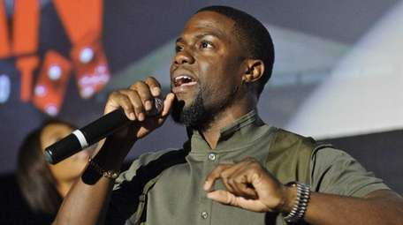 Kevin Hart attends a screening of
