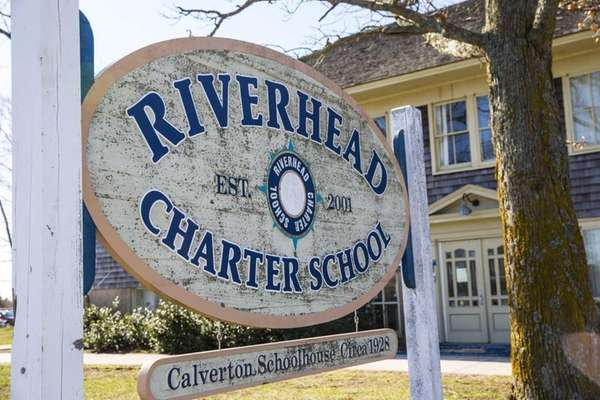 The Riverhead Charter School on Middle Country Road