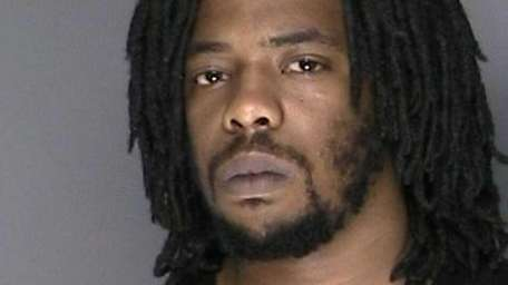 Marvin Whitfield, 36, of Huntington was arrested on