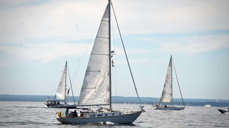 Sail Ahead, a group founded by two Huntington