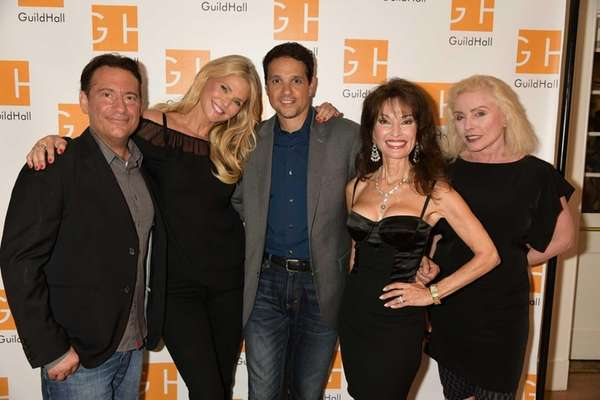 Eugene Pack, Christie Brinkley, Ralph Macchio, Susan Lucci