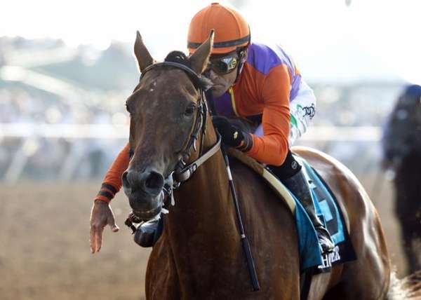 In a photo provided by Benoit Photo, Beholder,
