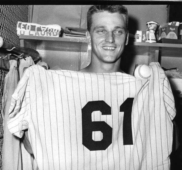 Number retired: July 22, 1984 Yankees stats: .265,