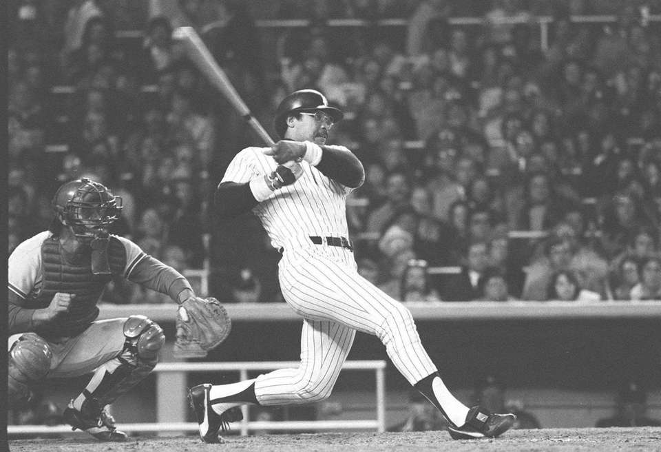 Number retired: Aug. 14, 1993 Yankees stats: .281,