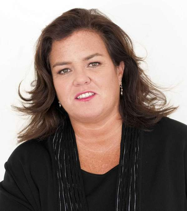 Comedian Rosie O'Donnell poses for a portrait during
