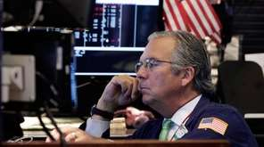 World stock markets plunged on Monday after China's