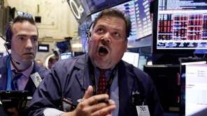 World stock markets plunged on Monday, Aug. 24,