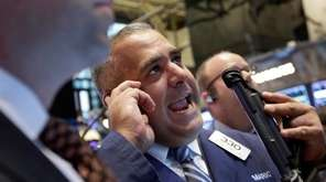 U.S. stock markets plunged in early trading Monday,