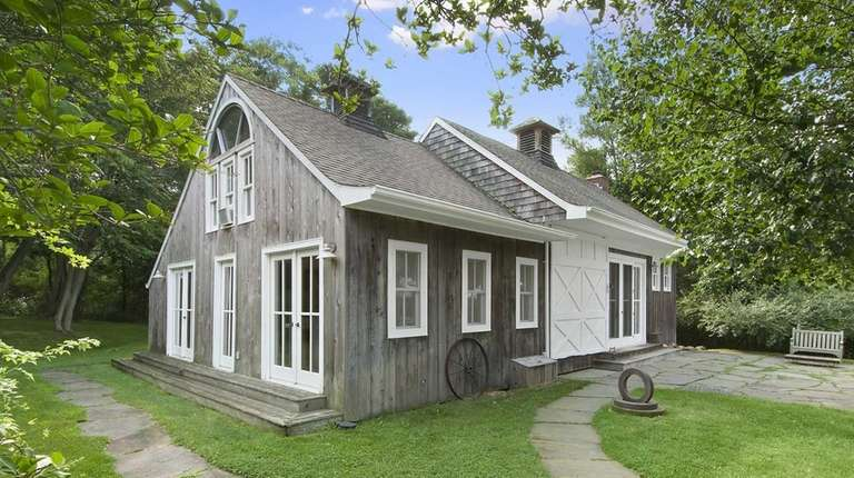 This Sagaponack Colonial is on the market for