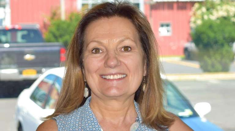 Denise Tromblee of Holbrook has been hired as