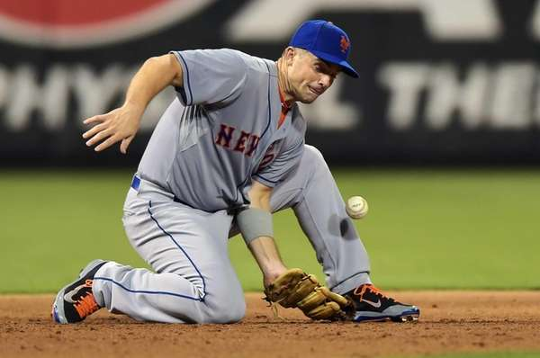 David Wright of the New York Mets is
