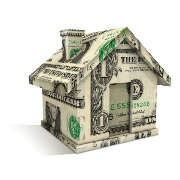 Jointly owned assets, such as a house, automatically