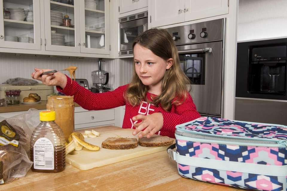 A spread-and-go option: If your child doesn't like