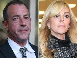 Lindsay Lohan's parents Michael and Dina Lohan are