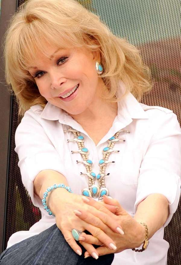 Actress Barbara Eden's show planned for Aug. 27,