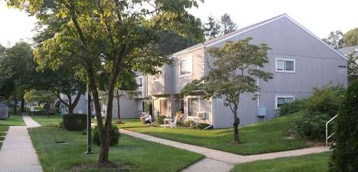 The Siena Village Section-8 senior apartment complex in