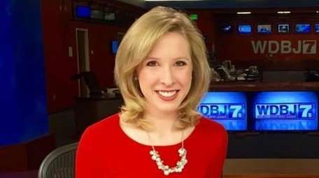 Alison Park, 24, a journalist for WDBJ7 in