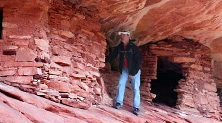 Aztec Butte Trail showcases some of the Anasazi's