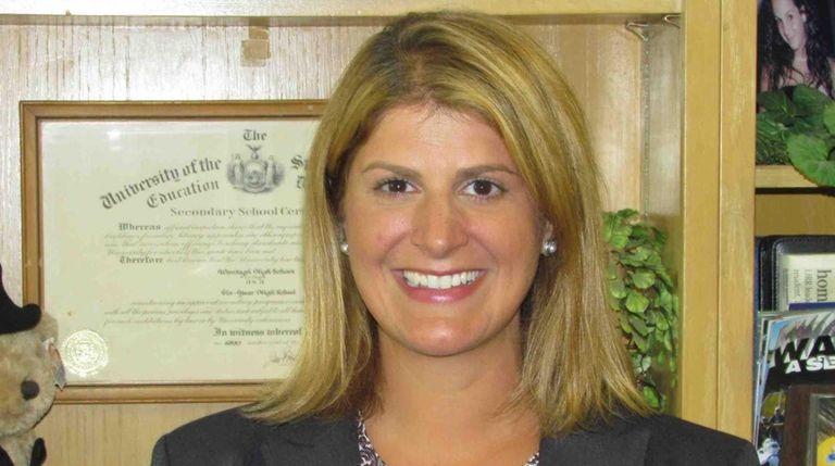 Jennifer Santorello of Huntington Village has been appointed